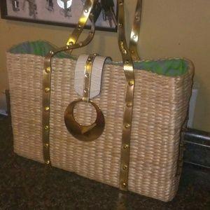 Guess Large Tote Handbag
